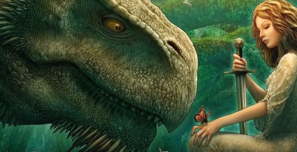 рептилите похищават само принцеси