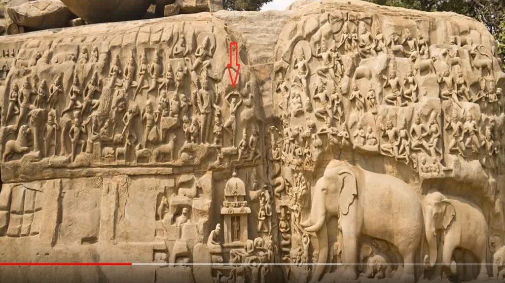 древен хрм в индия