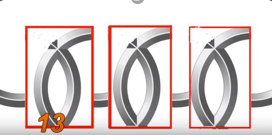 сатанински символ скрит в емблемата на Ауди