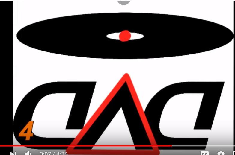масонски символ скрит в емблемата на DVD