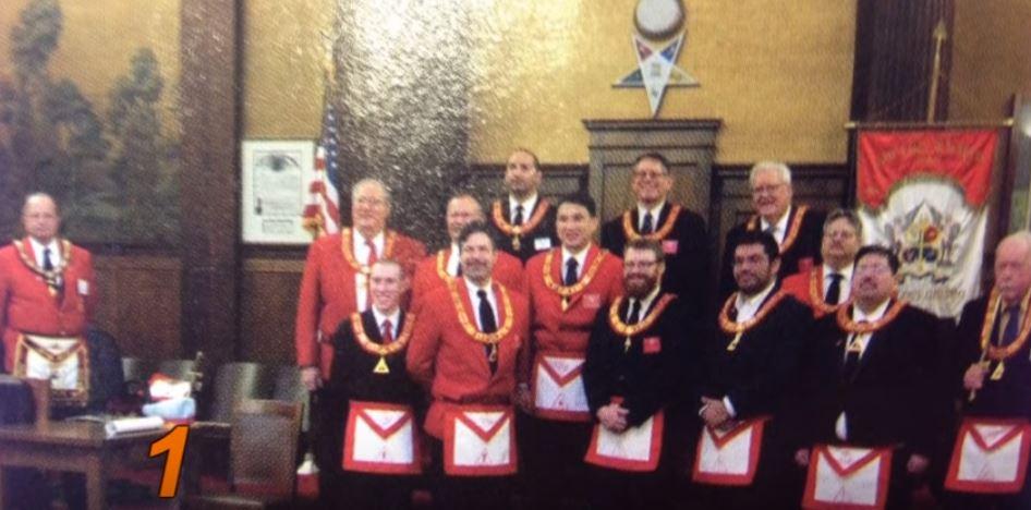 масонско събрание
