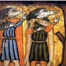 песоглавци ,коптски музей в Кайро