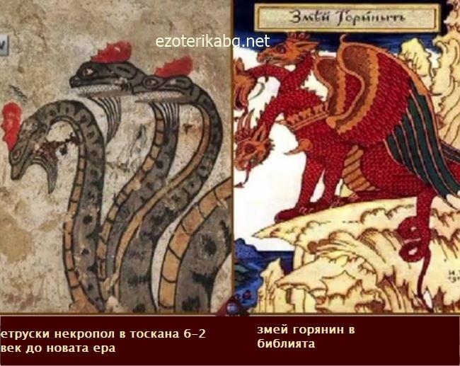 Против Кого са Воювали Древните ?Змейове,Дракони ,Атланти?