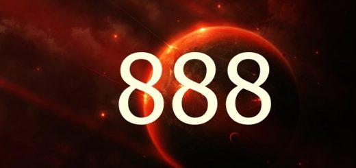 Защо виждате 888? Значението на 888