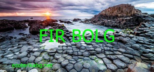 Ирландия и Народа на Болг Fir Bolg