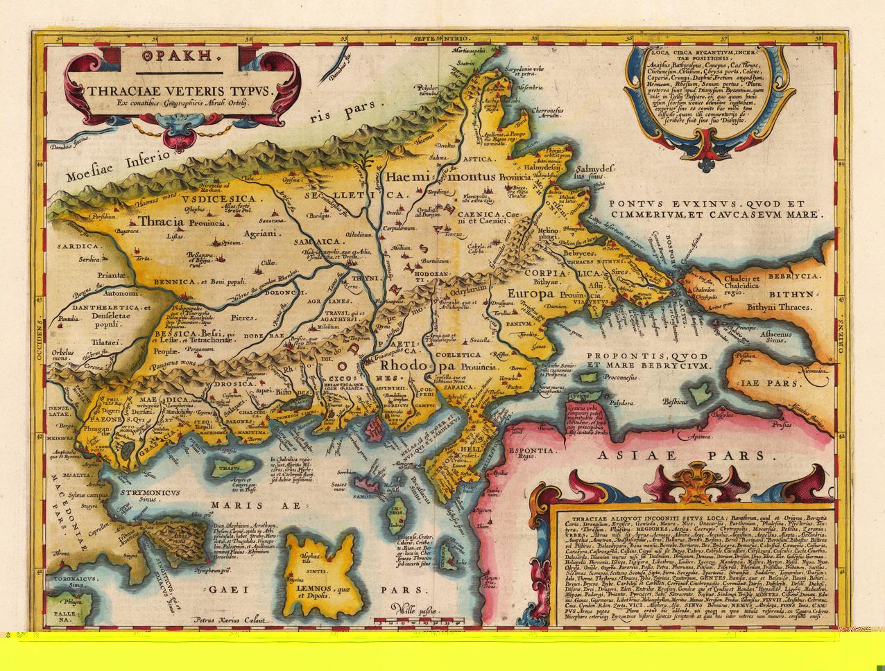 стара карта