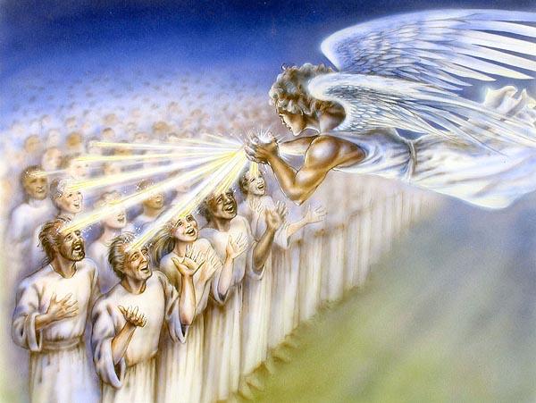 колективна молитва източник на енергия