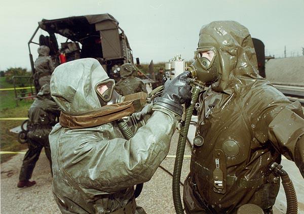 При погледа на защитни костюми можете да останете неподготвени