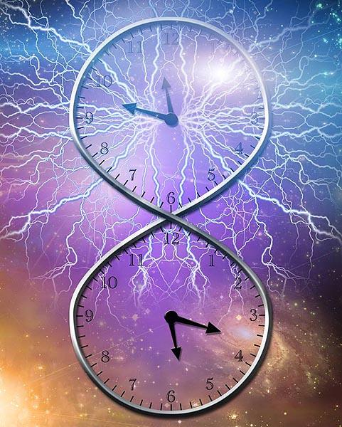 Боговете и хората имат различна времева скала.