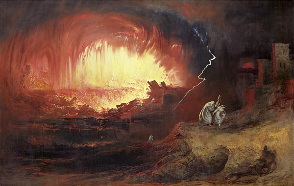 Смъртта на Содом