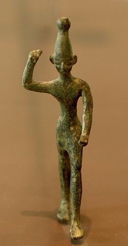 Статуетка на БААЛ