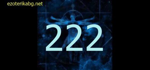 Защо Виждам 222 ? Духовното Послание на 222