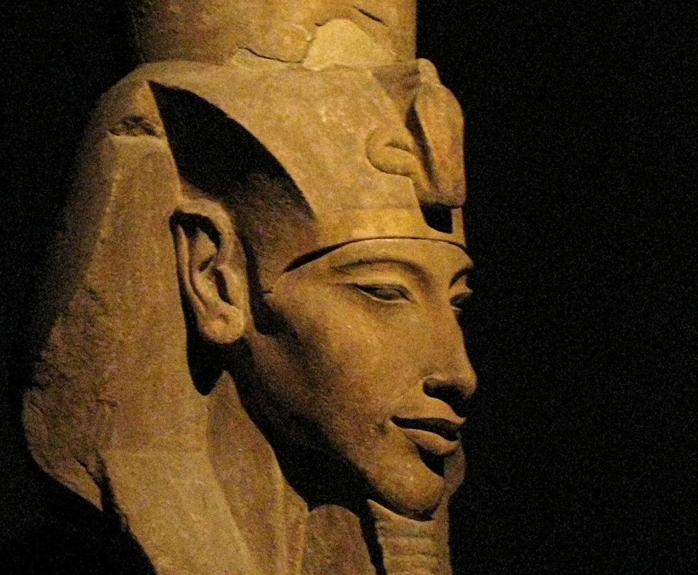 фараонът еретик Ехнатон