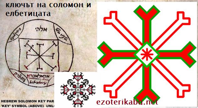 ключът на Соломон и елбетицата