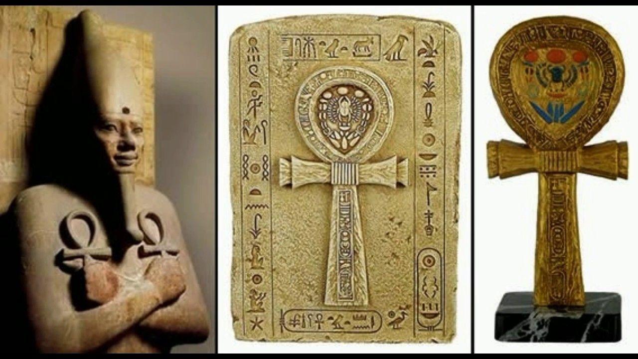 Мистерията на Тайнствения Ключ Анкх