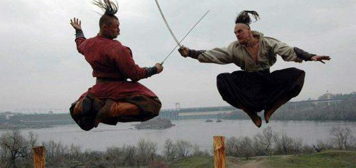 бойна практика на казаците
