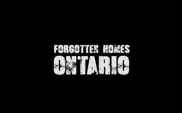 изоставени домове в Канада