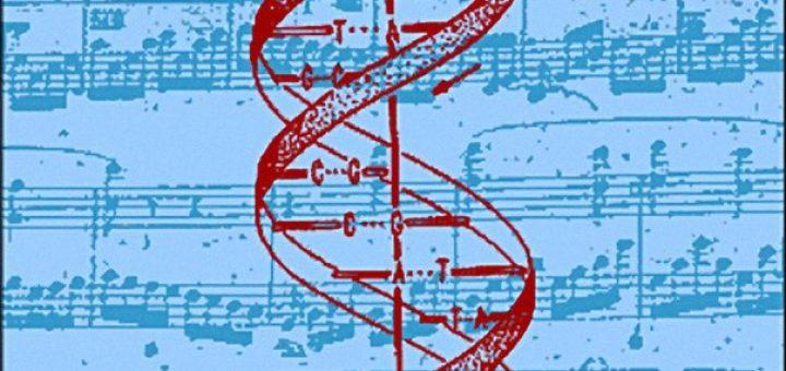 Законът на Седемте Ноти и ДНК