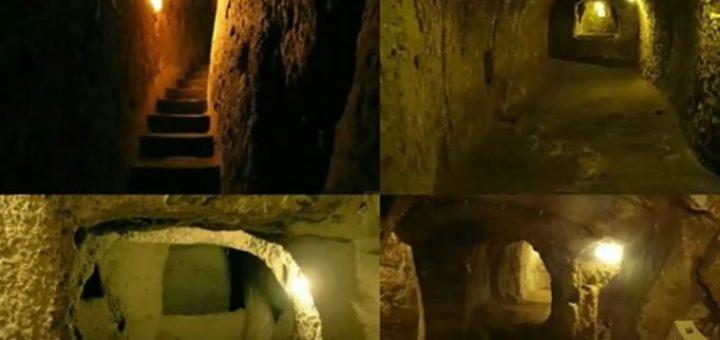 Тайната на Древните Подземни Градове