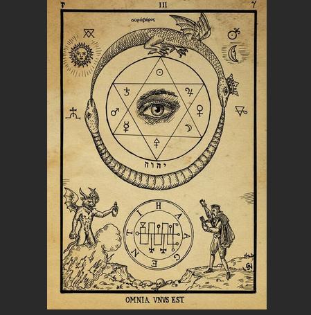алхимически символ