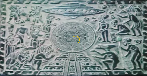 нло в древни артефакти