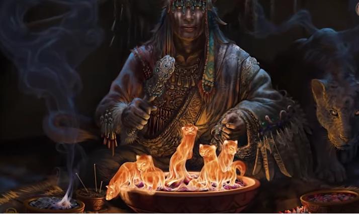 Тайната на Древната Магия
