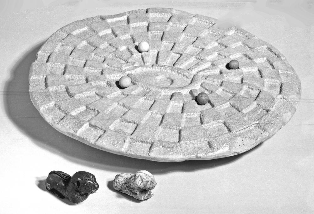 Играта на змията Мехен
