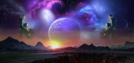 Портали във Вселената