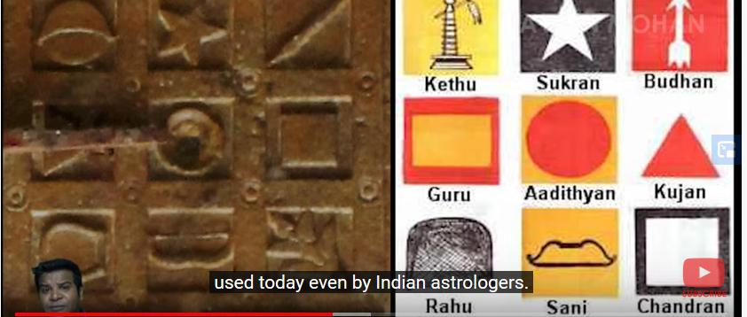 9 те фактора или Наваграха във Ведическата Астрология