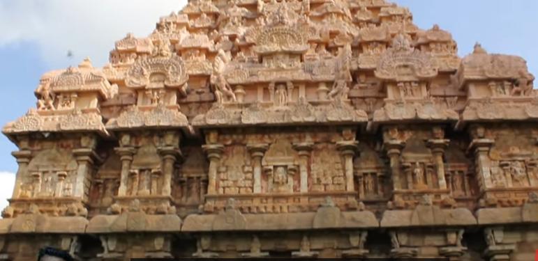 Древен Индийски Храм